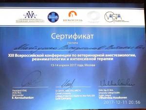 ВВ сертиф 3